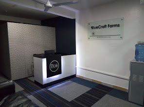 Bluecroft Farms Office